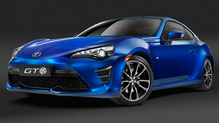 Toyota Offers First Glimpse and Details of Next-Generation GT86