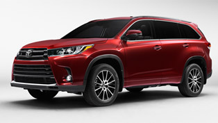 Beautiful and Sexy, 2017 Toyota Highlander Is Coming Our Way