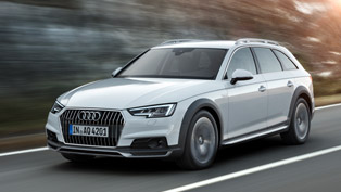 audi a4 allroad quattro enters production and can be now ordered