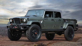 here are the seven concepts participating in the 2016 easter jeep safari