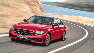 Mercedes-Benz E-Class Scores Surprisingly Low CO2 Output