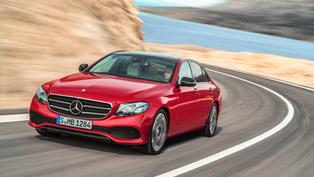 Mercedes-Benz E-Class Scores Surprisingly Low CO2 Output