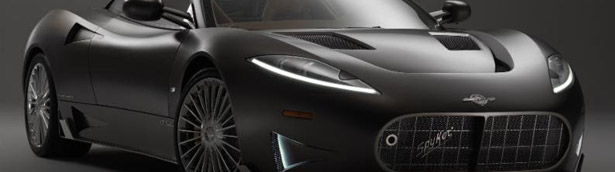 Spyker Resurrects the C8 Preliator in New York [w/video]