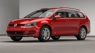 Volkswagen Offers Exclusive Golf SportWagen Limited Edition