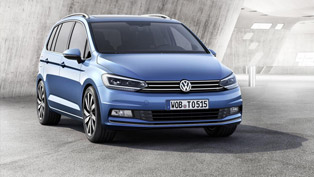 volkswagen touran gets significant updates for engine range and interior styling