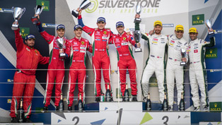 Great Success For Aston Martin team At the 6 Hours of Silverstone [w/video]