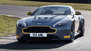 Aston Martin Gears V12 Vantage S With Manual Gearbox And Tons of Goodies!