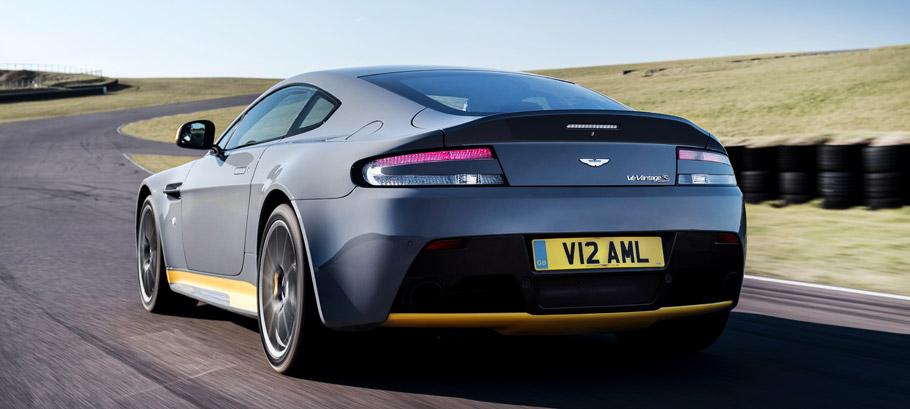 2016 Aston Martin Vantage S