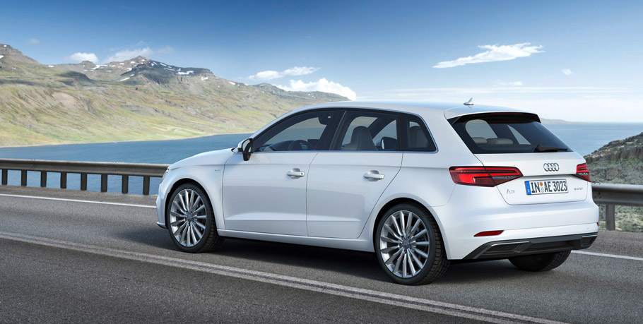 2016 Audi A3 Facelift Front View