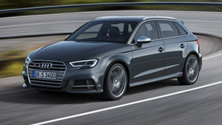 Audi Reveals Refreshed Styling for the A3 and S3 Lineup