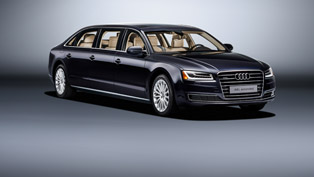 2016 Audi A8 L: There Are no Boundaries for Experienced Manufacturers
