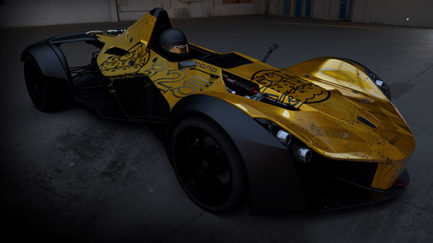 This year's Gumball 3000 flagship vehicle is BAC Mono. Check out more details here!
