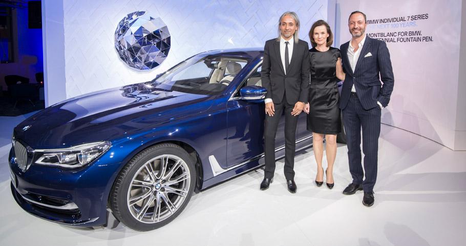 2016 BMW Individual 7 Series