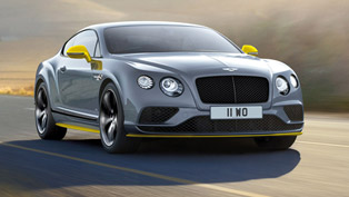 Bentley Unveils the Updated Continental GT Speed Black Edition [642 hp & 840 Nm]