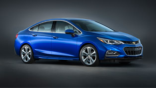 2016 Chevy Cruze Does Not Stop To Impress Us. Here is Why
