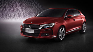 ds 4s gathers glances in china with refined and expressive styling