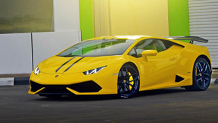 DMC Finds Simplicity with the new Lamborghini Huracan [w/video]