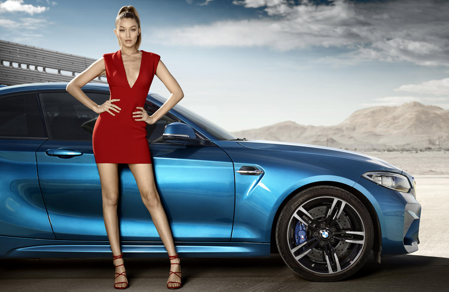 2016 BMW Eyes of Gigi