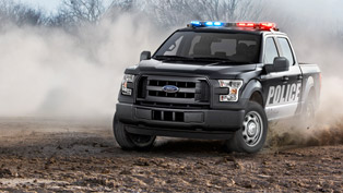 ford reveals the special vehicle package for 2016 f-150. check it out!