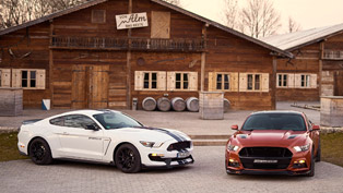 Meet Ford Mustang Geiger GT 820 with Almost Doubled Horsepower