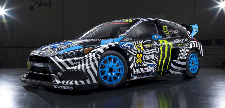 2016 Ford Focus RS RX