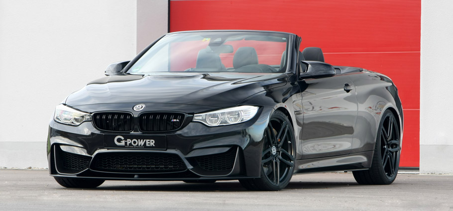 G-Power BMW M4 F83 front view