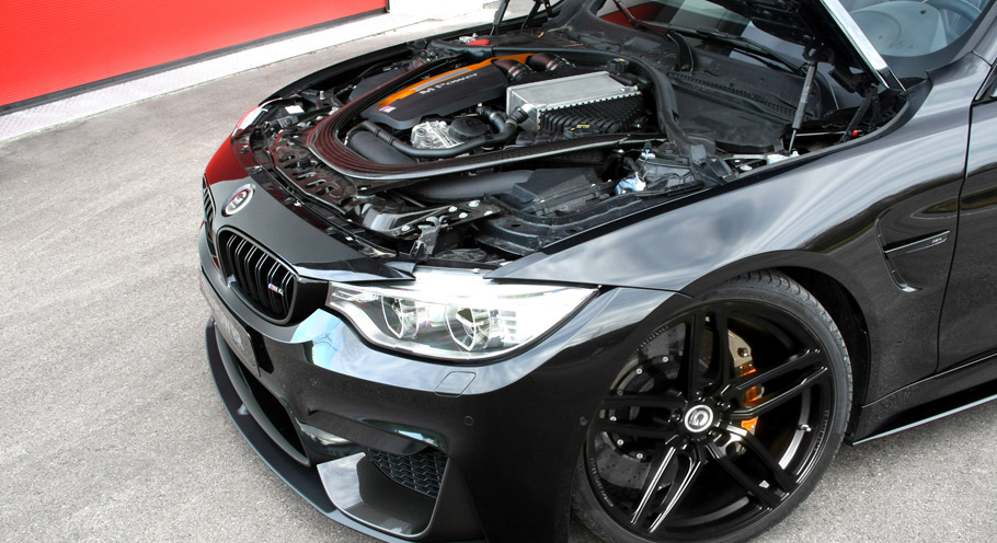 G-Power BMW M4 F83 Engine