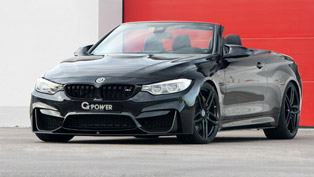 g-power bmw m4 f83 convertible is world's fastest cabriolet?