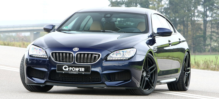 G-Power BMW M6 F06 Front View