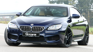 g-power bmw m6 f06 does its thing with almost 1000 nm [w/video]