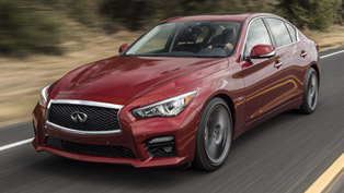 Red Sport 400, Performance Flagship of Infiniti Q50 Priced Below $50,000 USD