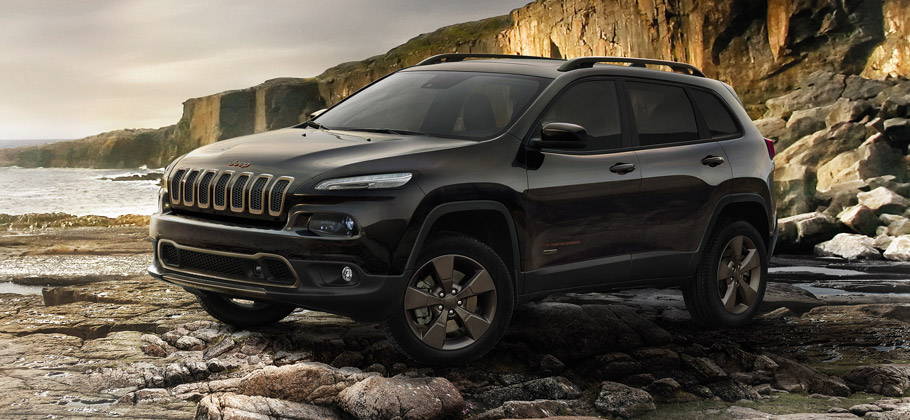 2016 Jeep 75th Anniversary Models