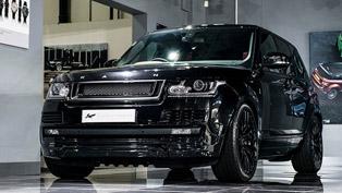 Kahn Releasing a True Temptation: Meet Range Rover Vogue RS Edition