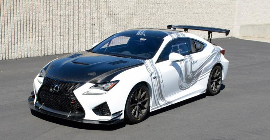 2016 Lexus  RC F GT  Concept
