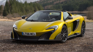 The One And Only McLaren 675LT Spider: Why Do We All Love It