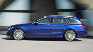 saloon and estate c-class models are officially announced!
