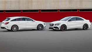 Mercedes CLA Lineup: All You Need To Know About The Latest Family Members