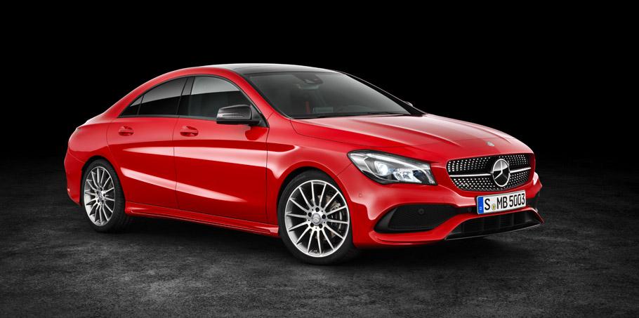 Mercedes-Benz CLA Lineup