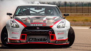 guinness says nissan gt-r nismo is the fastest drift car [video edit]