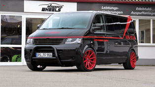 A-Team's Bus Lives Again Thanks to RFK Tuning