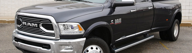 The Ultimate Truck that Mixes Two Identities: Meet the 2016 Ram 3500 Limited
