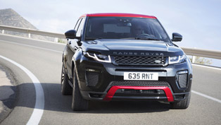 range rover evoque ember special edition is a must see model!