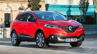 Renault Proudly Unveils the new Kadjar S Nav