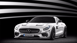 RevoZport is Back with Stylish RZ Aero Pack for Mercedes-AMG GT and GTS