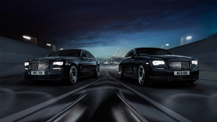 rolls-royce black badge: taken to the extremes