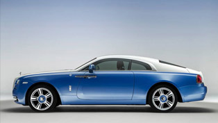 rolls-royce nautical wraith is the best luxurious car you'll see today