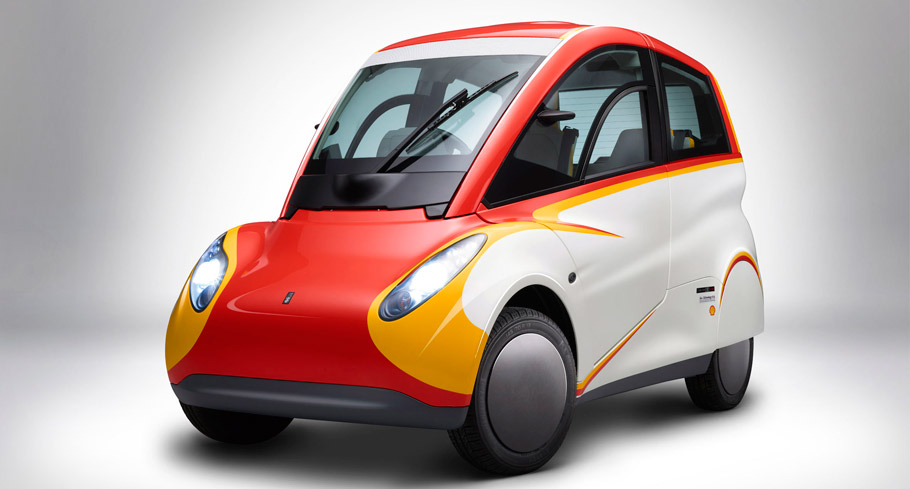 Shell Concept Car front view