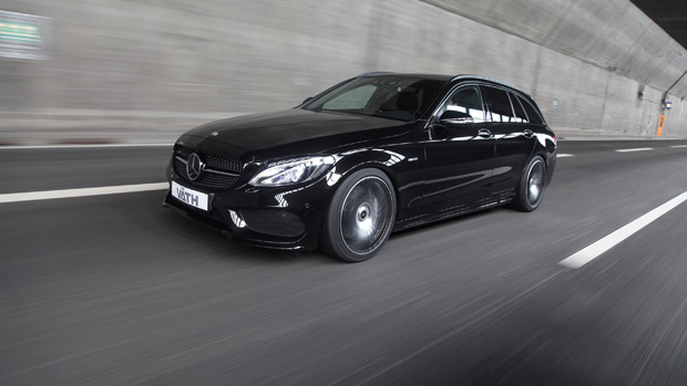 VÄTH improves the performance characteristics of Mercedes-Benz C450 AMG 4MATIC