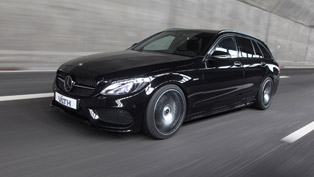 VÄTH improves the performance characteristics of Mercedes-Benz C450 AMG 4MATIC