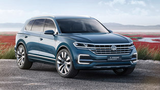 Volkswagen Premieres the Hybrid SUV of the Future!